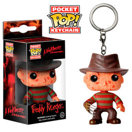 Llavero Pocket POP Freddy Krueger