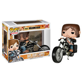 Figura POP The Walking Dead Daryl Dixon Chopper