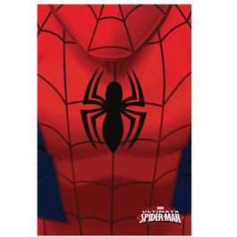 Spiderman Marvel Arachnid polar fleece blanket