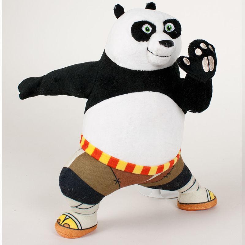 Fu Surtido Peluche Kung 27cm Panda Soft rxodCBe