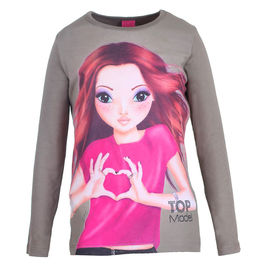Camiseta Top Model Heart