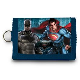 Billetera Batman vs Superman