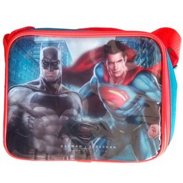 Bolsa portameriendas Batman vs Superman termica