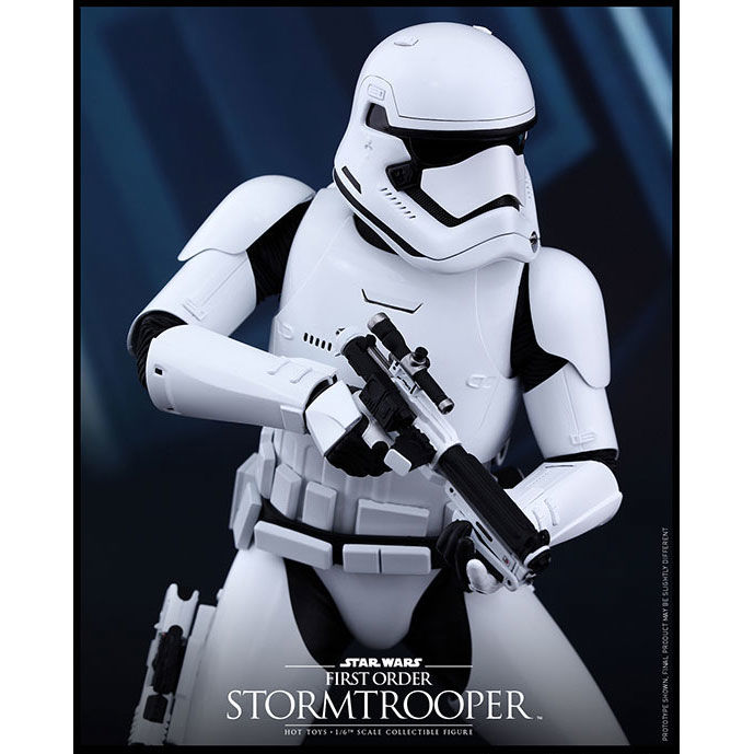 Figura Stormtrooper First Order Star Wars The Force Awakens 1:6
