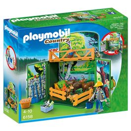 Playmobil Country wood animals