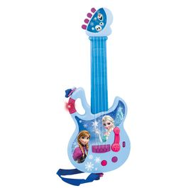 Frozen Disney Guitar 4 strings with melodies