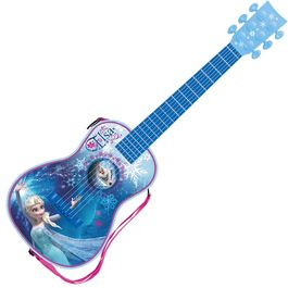 Frozen Disney Electronic guitar with music and melodies