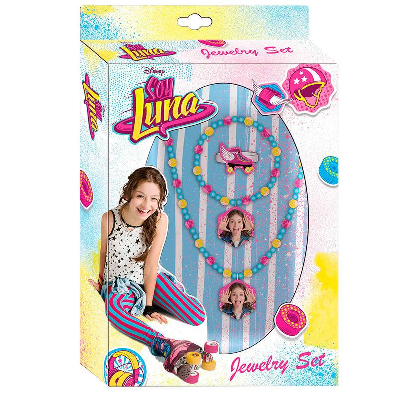 Set bisuteria Soy Luna Disney