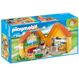 Playmobil Summer Fun Country House Playset
