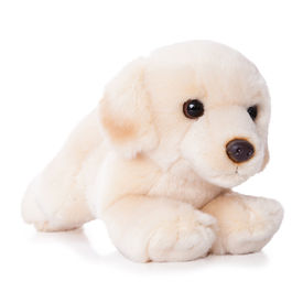 Plush Toy Golden Labrador Luv to Cuddle 28cm