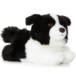 Plush Toy Border Collie Luv to Cuddle 28cm