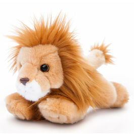 Plush Toy Lion Luv to Cuddle 28cm
