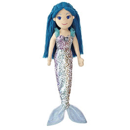 Plush Toy Mermaid Nerine Sea Sparkles 46cm