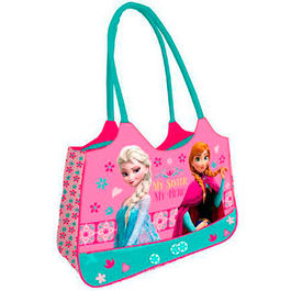 Bolsa playa Frozen Disney My Sister 54cm