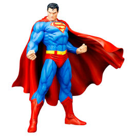 Estatua Superman For Tomorrow Artfx+ 30cm