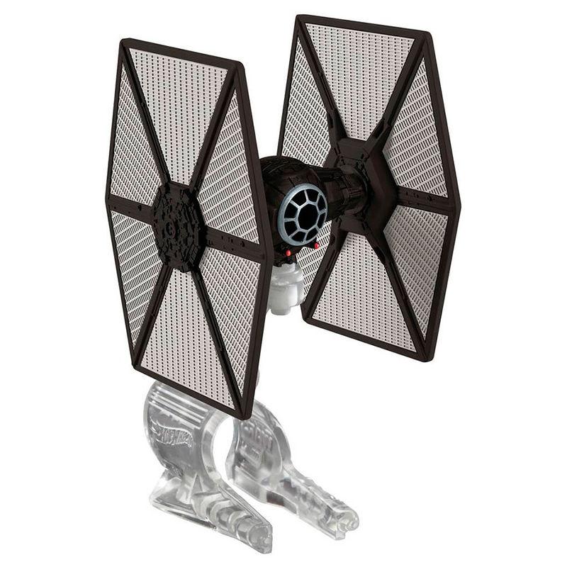 Blister Caza TIE Halcon Milenario Star Wars Hot Wheels