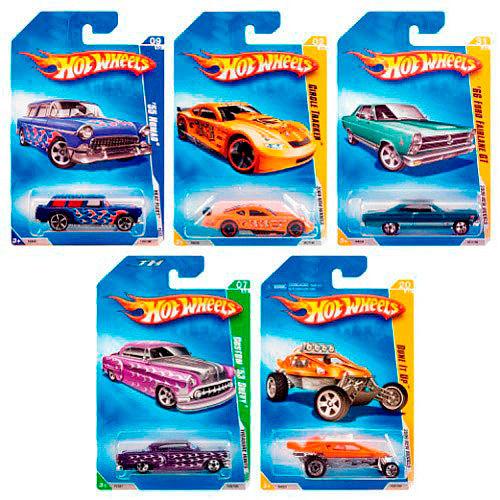 Coche Hot Wheels surtido 074299057854
