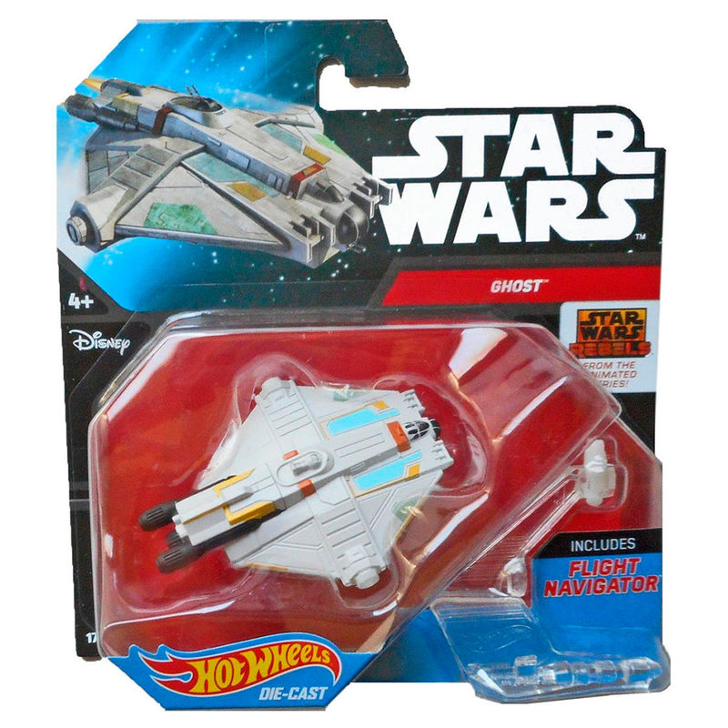 Fantasma Star Wars Rebels Hot Wheels