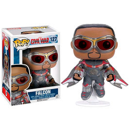 Figura POP Vinyl Bobble Head Capitan America Civil War Falcon