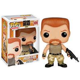 Figura POP Vinyl The Walking Dead Abraham