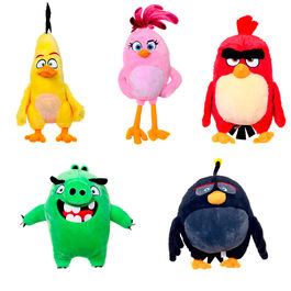 Peluche Angry Birds The Movie T3 27cm surtido