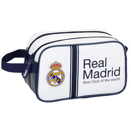 Neceser Real Madrid Best Club doble cremallera adaptable