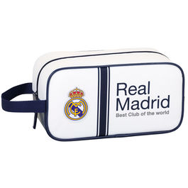 Neceser zapatillero Real Madrid Best Club asa