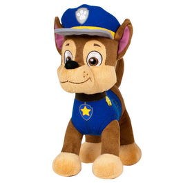 Peluche Chase Patrulla Canina Paw Patrol soft 34cm