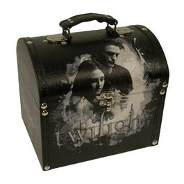 Caja cofre vintage Edward Bella Crep�sculo Twilight