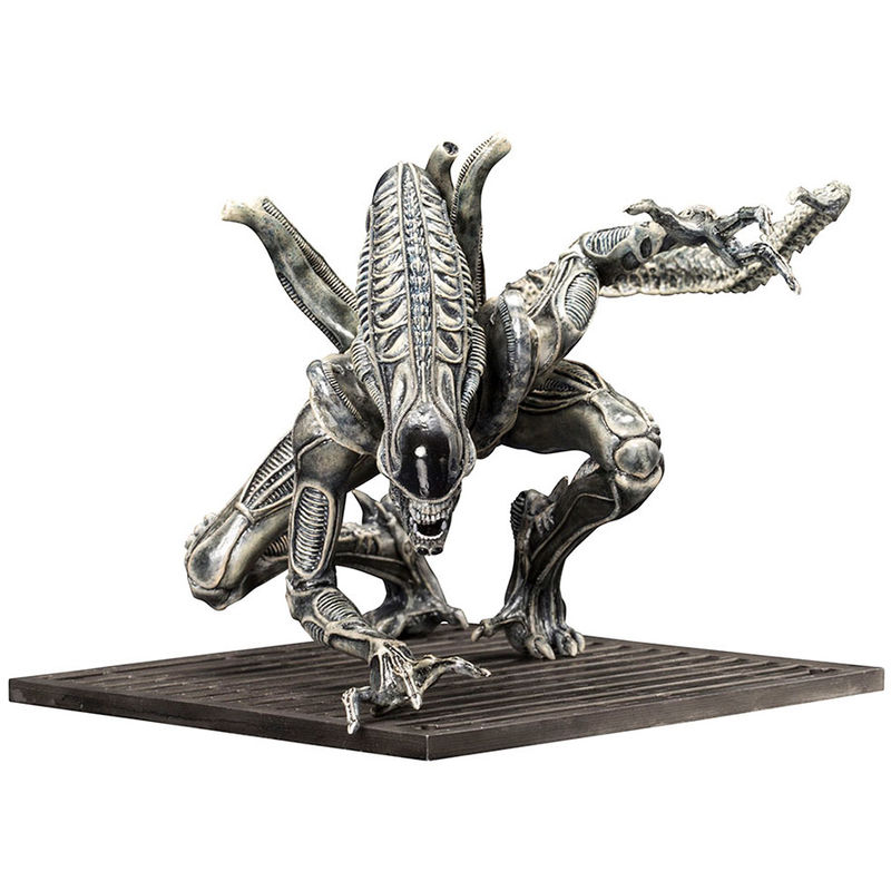 Figura guerrero Alien Warrior Drone ArtFX+ 15cm