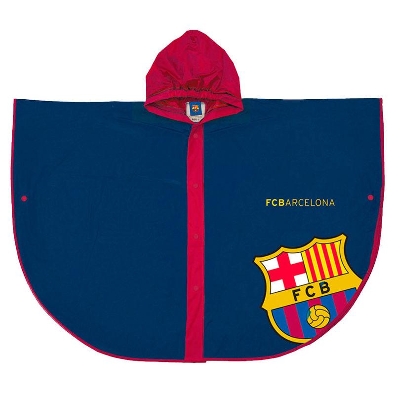 Chubasquero FC Barcelona escudo - OcioStock a8d49010b04