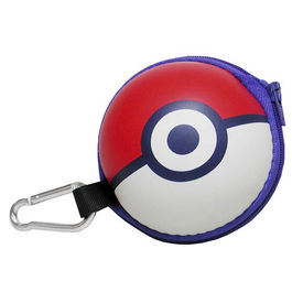 Portatodo Pokeball Pokemon Pikachu plegable