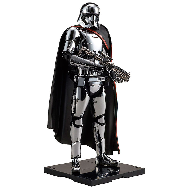 Figura Capitan Phasma Star Wars ARTFX+ 20cm
