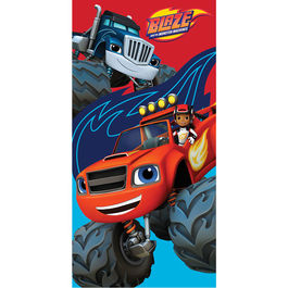 Toalla Blaze and the Monster Machines algodon