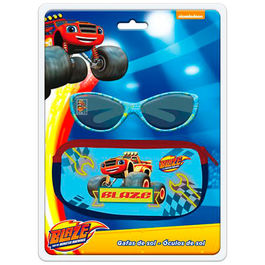 Blister gafas sol Blaze and the Monster Machines funda