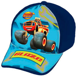 Gorra Blaze and the Monster Machines Jump