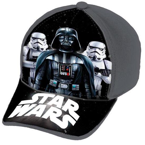 Gorra Star Wars Darth Vader Stormtroopers
