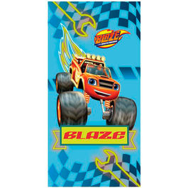 Toalla Blaze and the Monster Machines microfibra