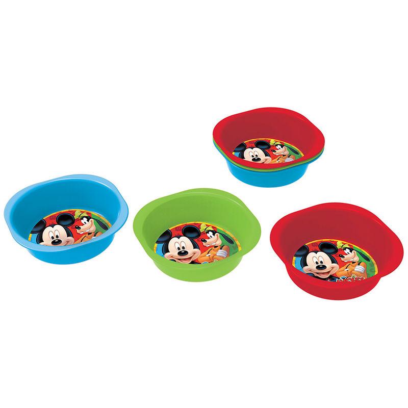 Set 3 bol Mickey Disney picnic 8412497560783