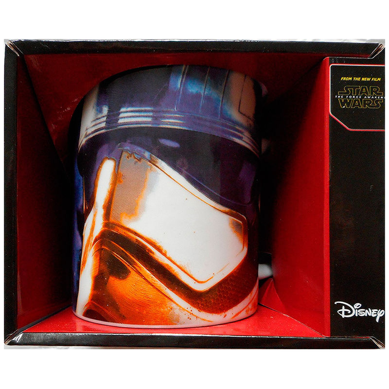 Taza Star Wars Capitan Phasma ceramica