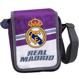Bandolera Real Madrid Purple White