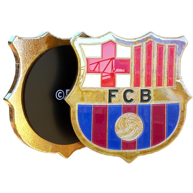 Iman FC Barcelona dorado - OcioStock 57a3de8fee8
