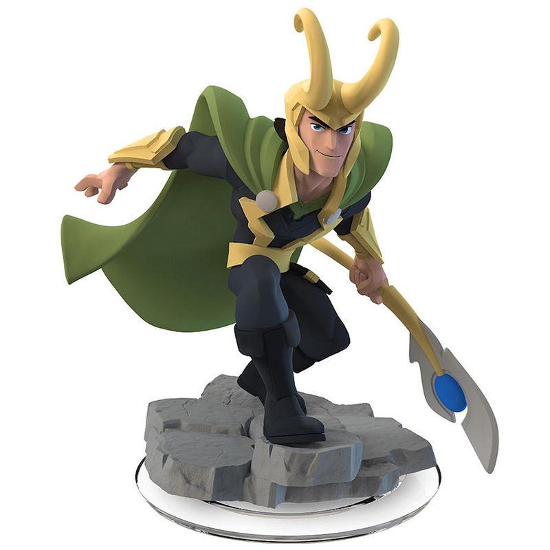 Figura-Loki-Marvel-Disney-Infinity-2-0-10cm-Nuevo-Original