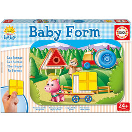 Baby Form game