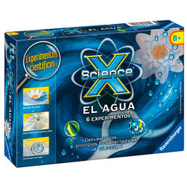 Science X Game The Water