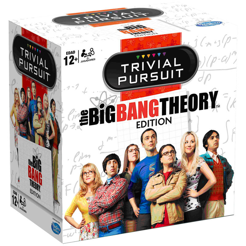 Juego Trivial Bite Big Bang Theory