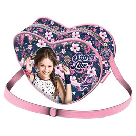 Bolso Soy Luna Disney corazon Superlike