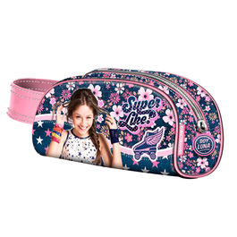Disney Soy Luna Superlike pencil case with handle