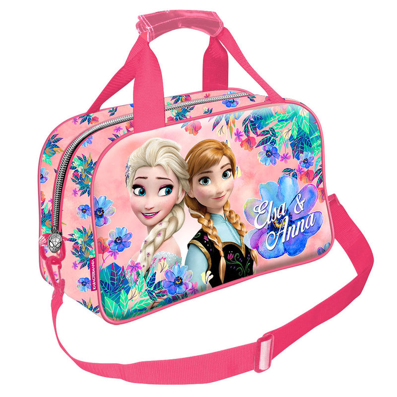 Bolsa-Deporte-Frozen-Disney-Summer-40cm-Nuevo-Original