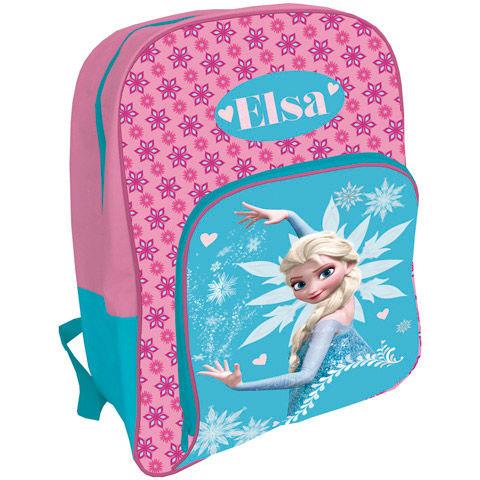 Mochila-Elsa-Frozen-Disney-42cm-Nuevo-Original